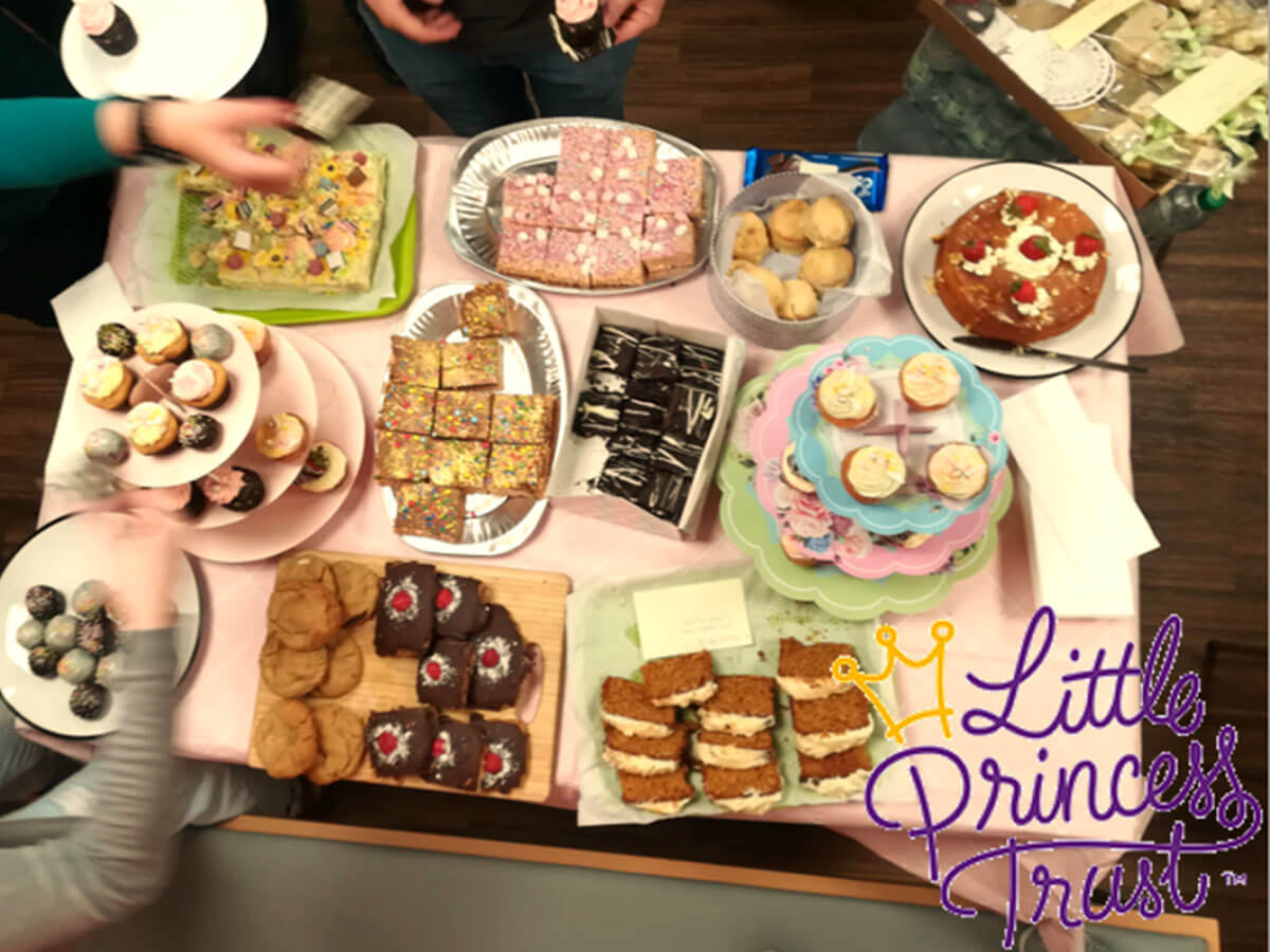 Morningside Pharmaceuticals supports the Little Princess Trust