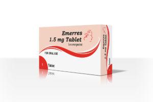 Levonorgestrel Branded Medicine