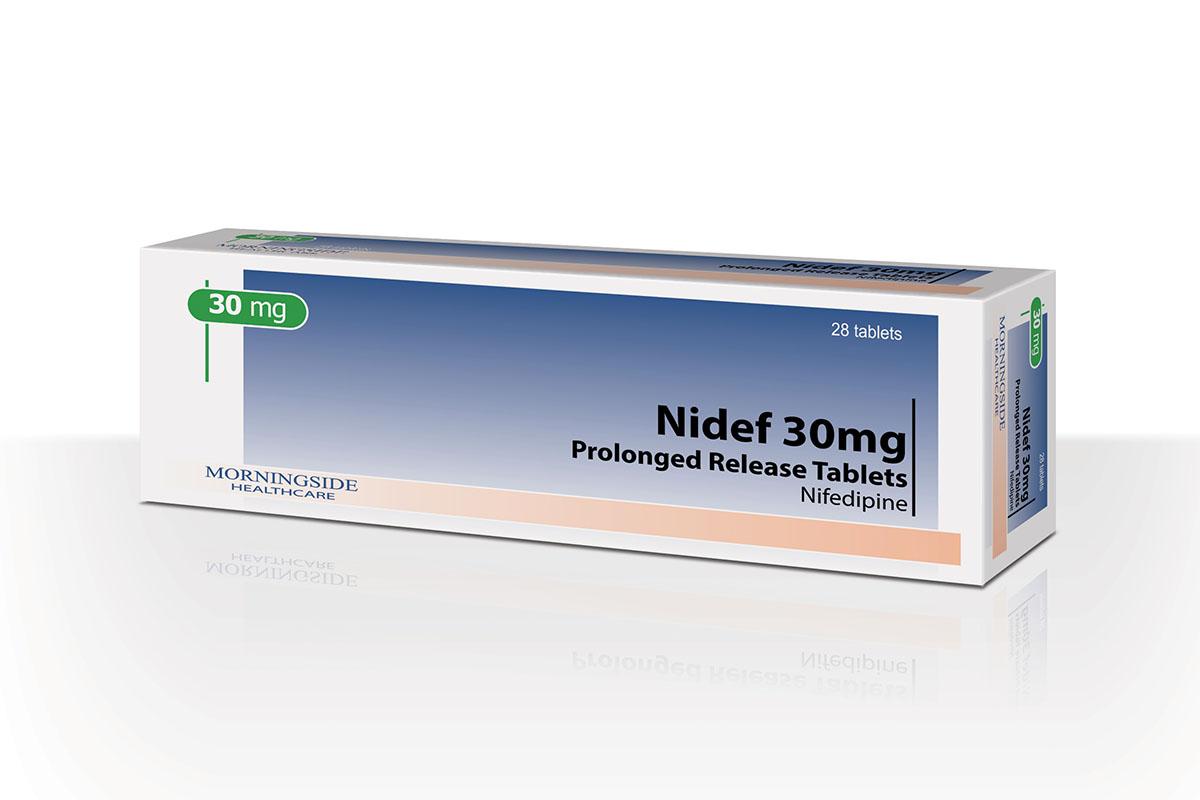 Nifedipine XL Branded Medicine
