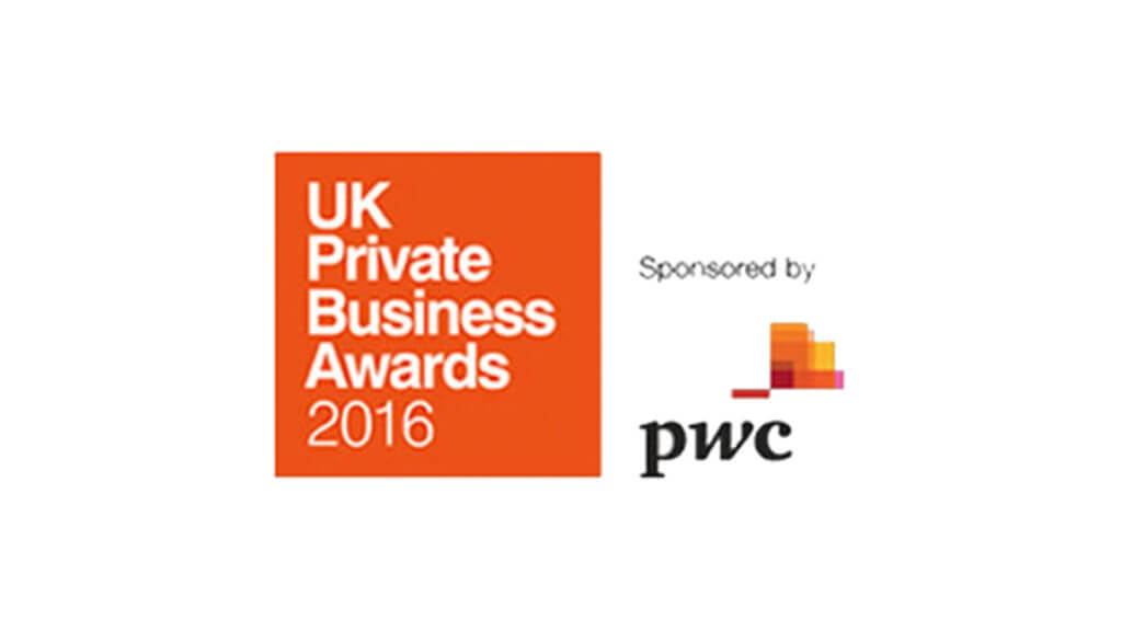 Morningside Pharmaceuticals was shortlisted for a pwc UK Private Business Award
