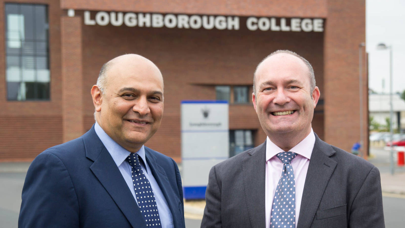 Apprenticeship programme in partnership with Loughborough College.