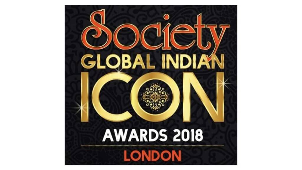 Society Global Icon Awards 2018