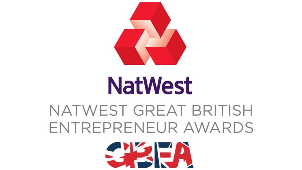 Great British Entrepreneur Awards logo
