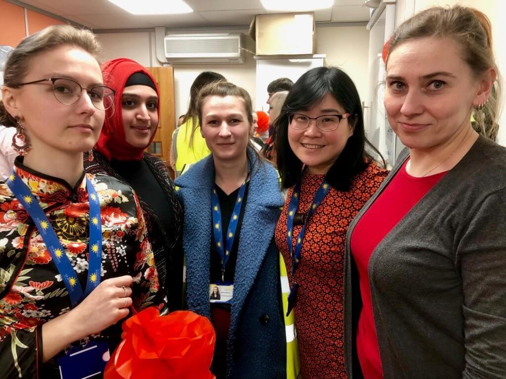 Chinese New Year at Morningside Pharmaceuticals