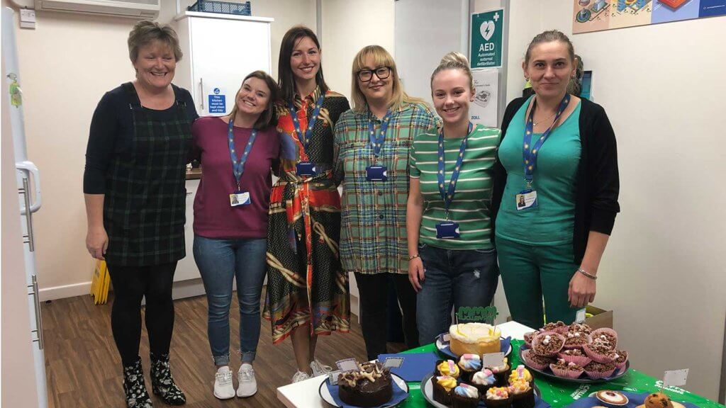 Macmillan Cancer Support's World's Biggest Coffee Morning