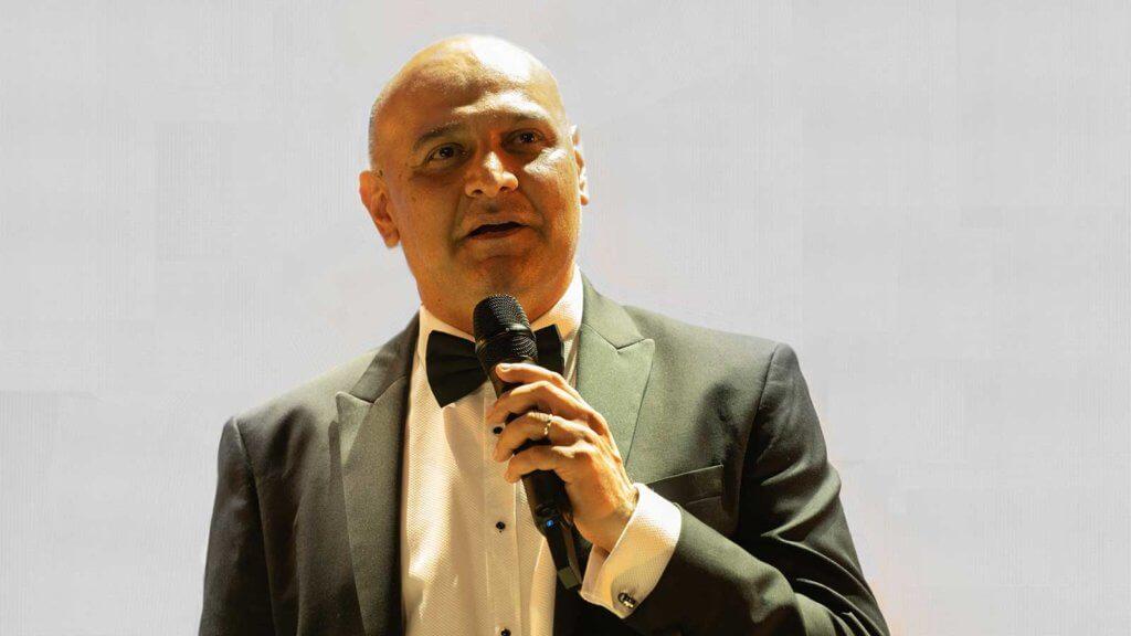 Dr Nik Kotecha OBE