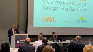 Voluntary Action Leicestershire (VAL) Future Focus conference