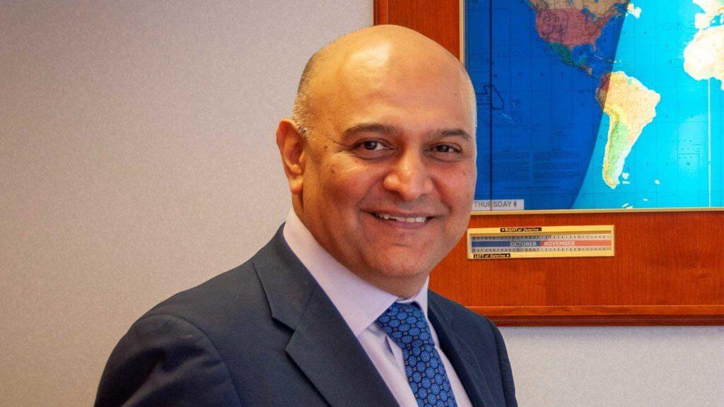 Dr Nik Kotecha OBE, Chief Executive of Morningside Pharmaceuticals