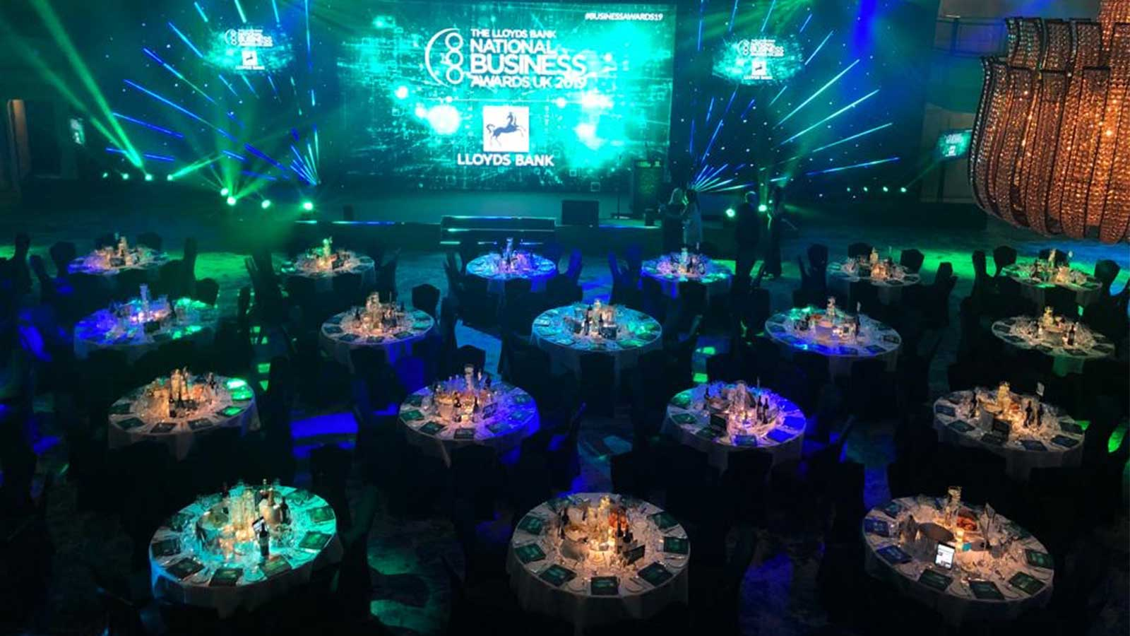 Lloyds Bank National Business Awards 2019