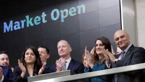 London Stock Exchange Market Opening Ceremony