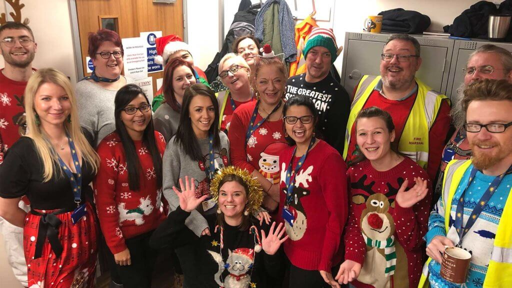 Christmas Jumper Competition