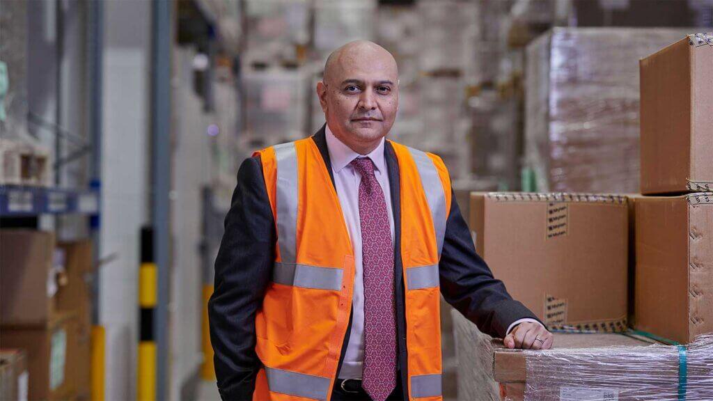 Dr Nik Kotecha OBE, Founder and Chairman of Morningside Pharmaceuticals