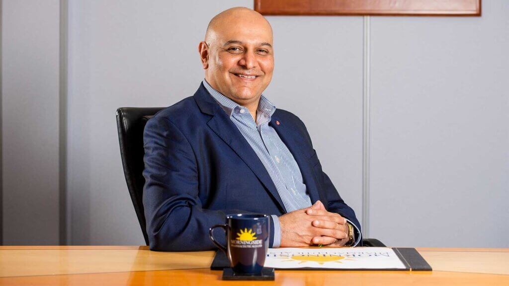 Dr Nik Kotecha OBE, Chairman of Morningside Pharmaceuticals