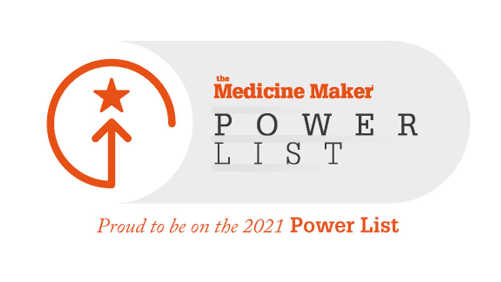 Medicine Maker Power List 2021