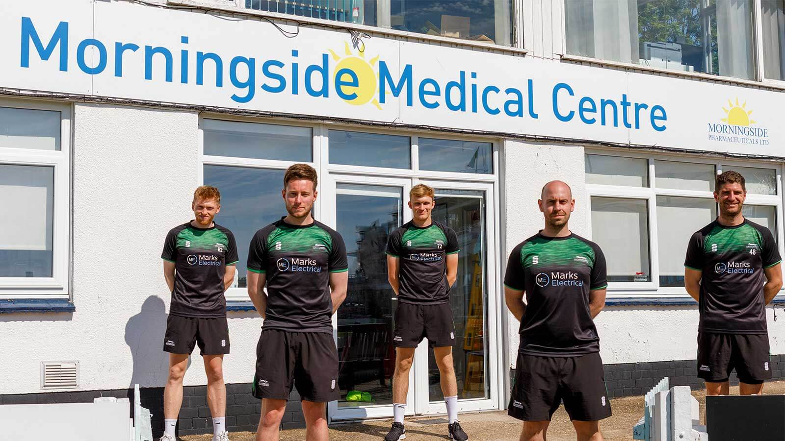Leicestershire County Cricket Club's Morningside Medical Centre