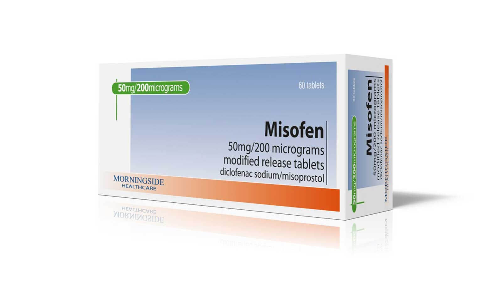 Diclofenac / Misoprostol (Misofen)