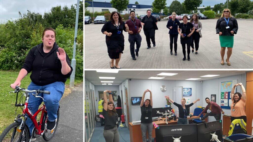 Health and Wellbeing Week at Morningside Pharmaceuticals