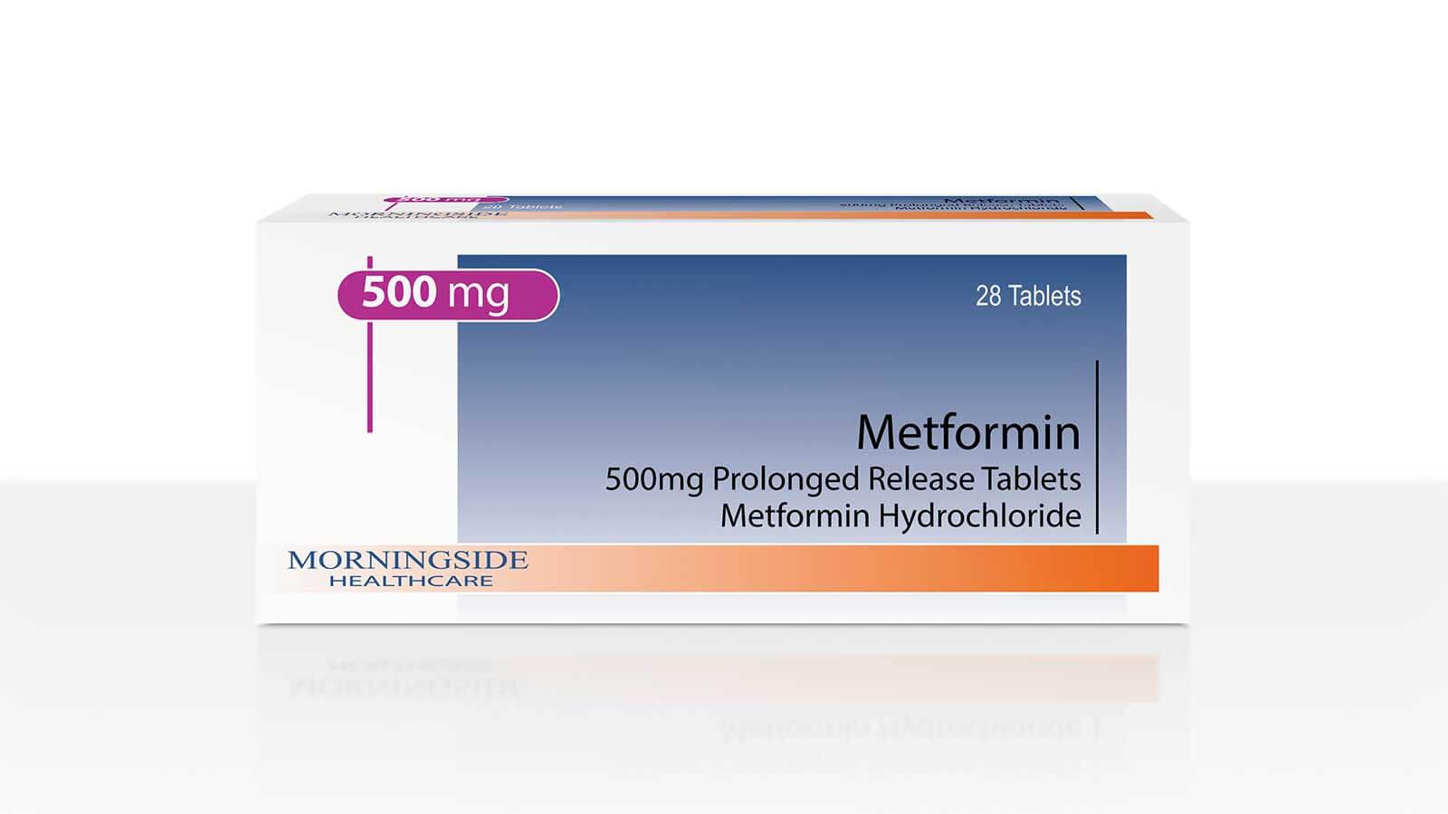 Metformin PR Tablets