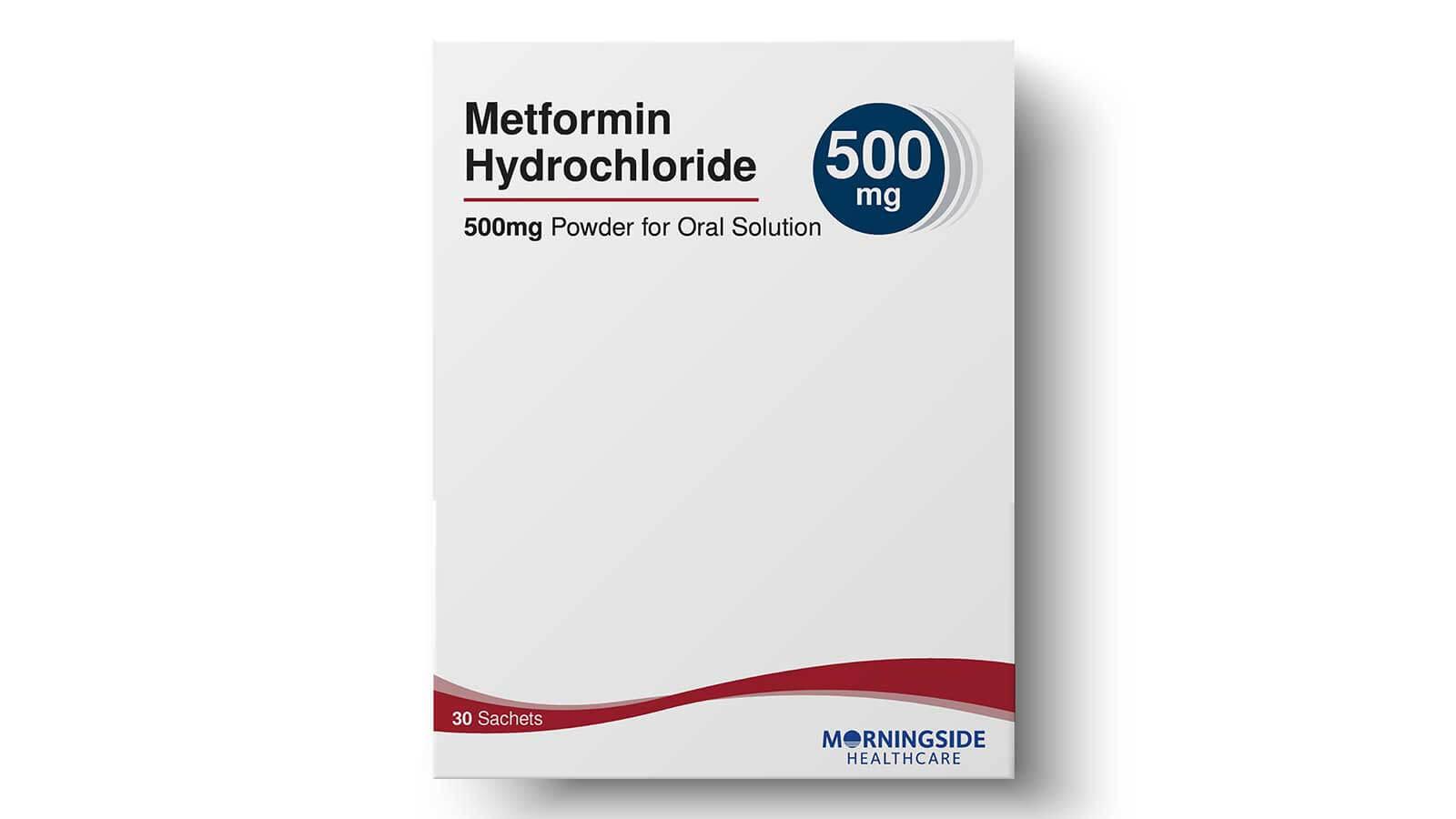Metformin Powder