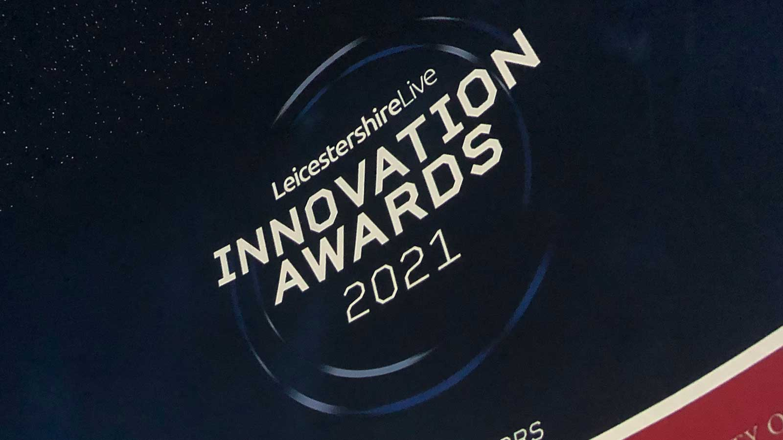 LeicestershireLive Innovation Awards 2021