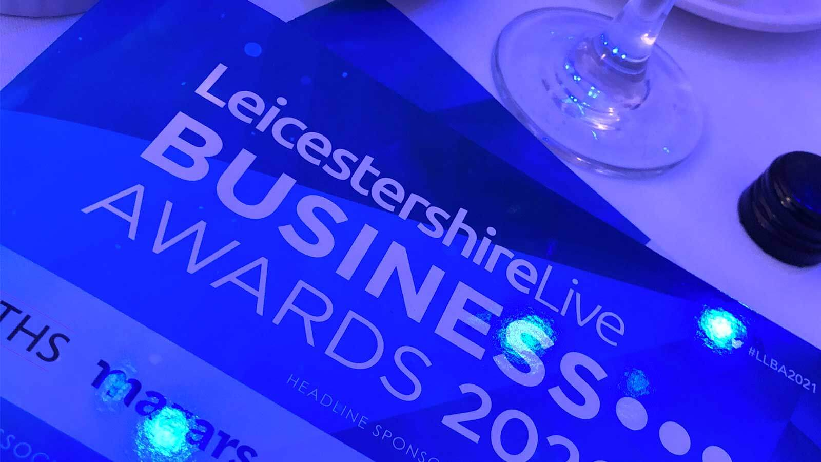 LeicestershireLive Business Awards 2021