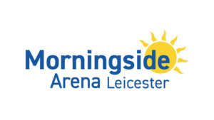 Morningside Arena Leicester logo