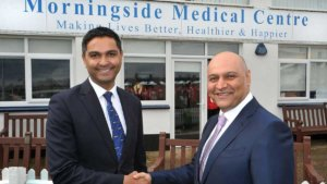 Morningside Pharmaceuticals supports Leicestershire County Cricket Club.