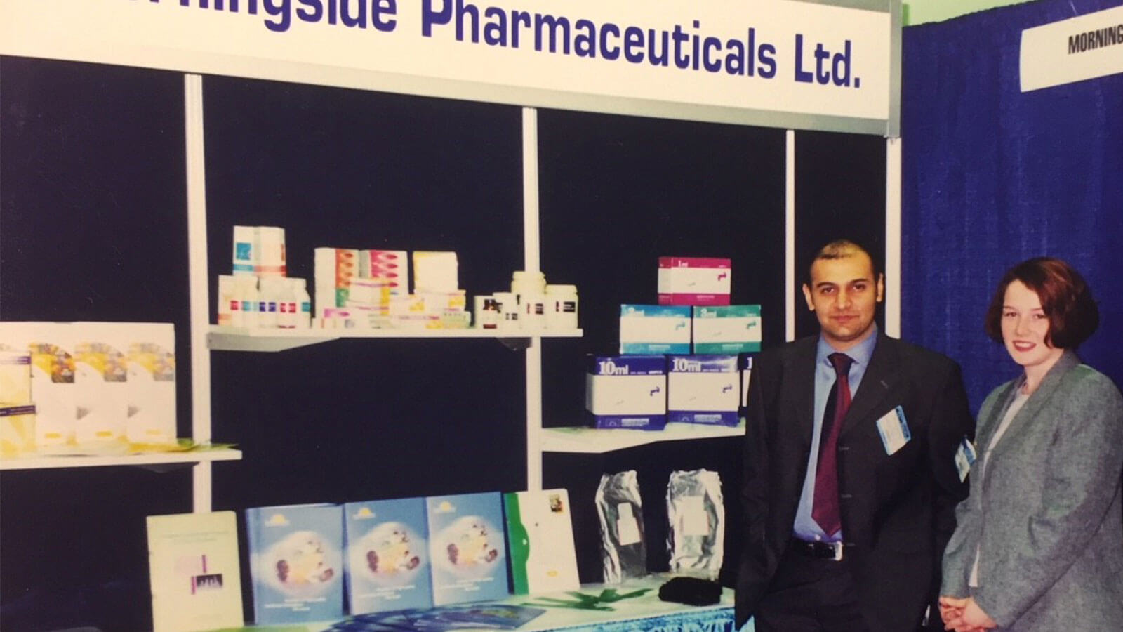 Morningside Pharmaceuticals Ltd has a rich history