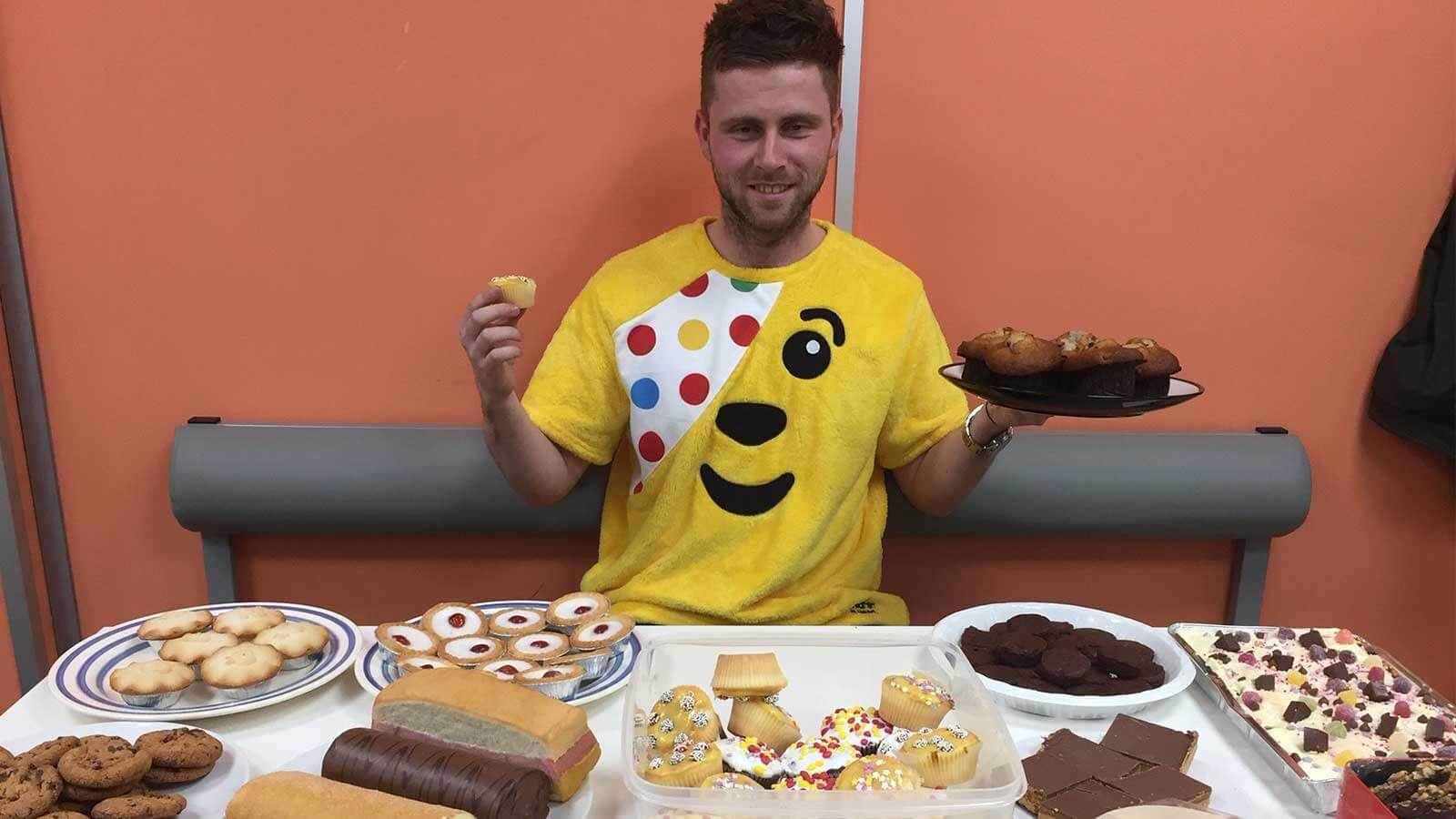 Children in Need at Morningside Pharmaceuticals