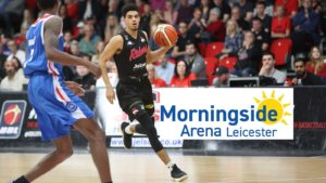 Morningside Arena Leicester is sponsored by Morningside Pharmaceuticals