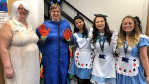 Comic Relief at Morningside Pharmaceuticals
